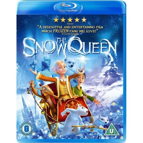 The Snow Queen Blu-Ray [2014]