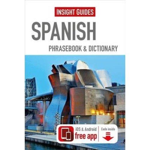 Insight Guides Phrasebooks: Spanish