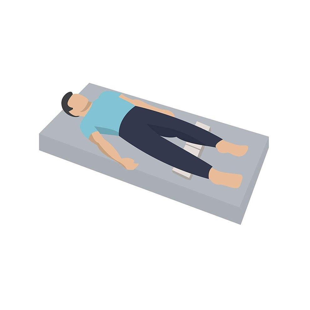 KNEE ASY SLEEP Memory Foam Knee Pillow