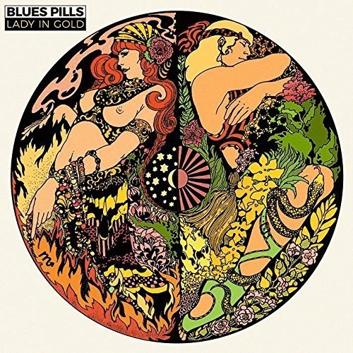 Blues Pills - Lady in Gold [CD]