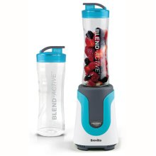 Breville VBL136 Blend Active Personal Blender, 300 W, 50Hz - Blue
