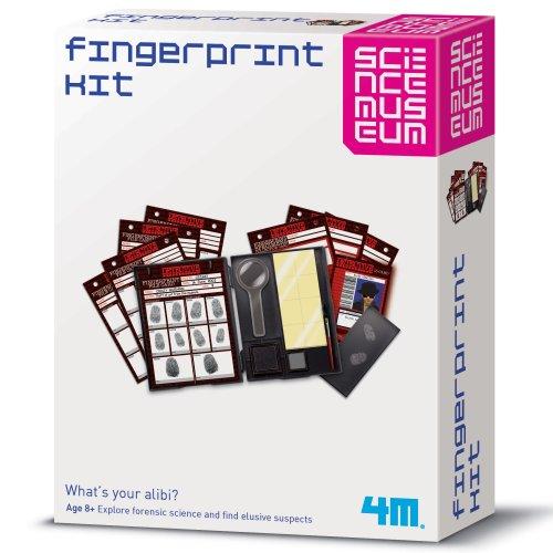 Fingerprint Kit - Science Museum Children's Creative Set