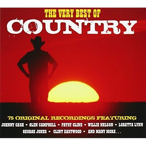 Very Best of Country [CD]