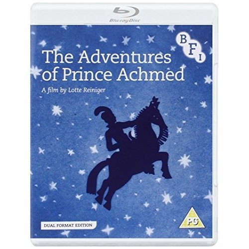 The Adventures Of Prince Achmed Blu-Ray + DVD [2013]