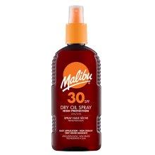 Malibu Dry Oil Spray with SPF30 200 ml