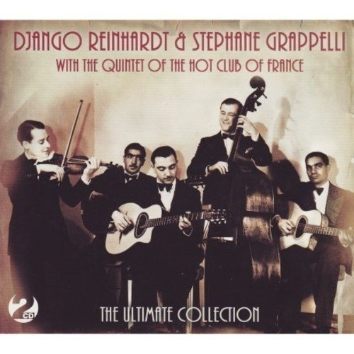 Django Reinhardt - the Quintet of the Hot Club of France - the Ultimate Collection [CD]