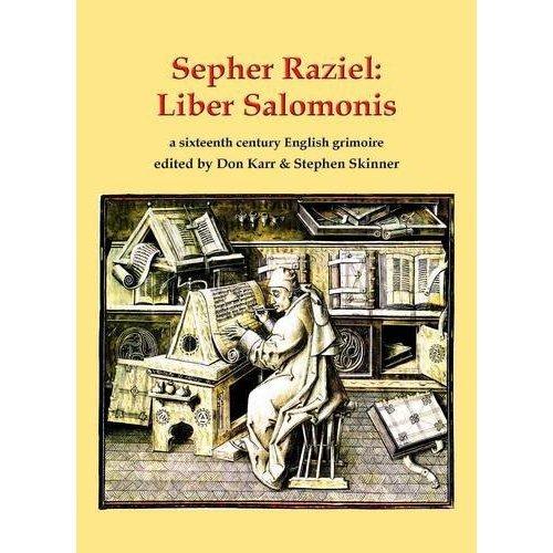 SEPHER RAZIEL LIBER SALOMONIS