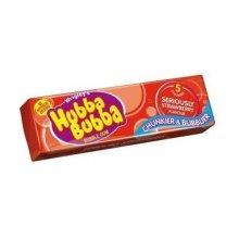 Hubba Bubba Strawberry Big Bubble G (20 x 5 Piece)