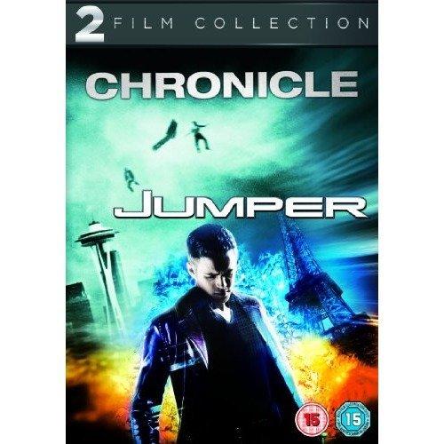 Chronicle / Jumper DVD [2013]
