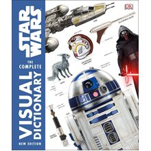Star Wars The Complete Visual Dictionary New Edition (Dk Lucas) - Used