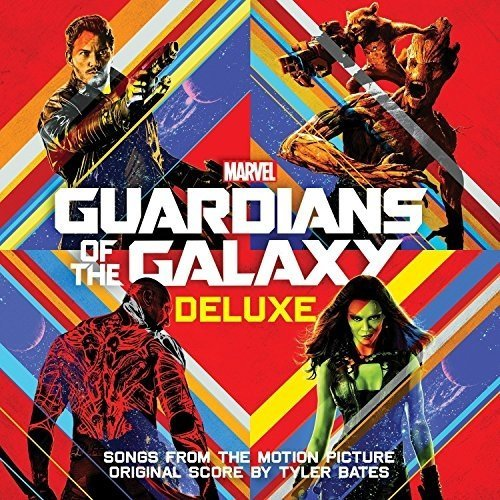 Guardians of the Galaxy   Deluxe CD Album