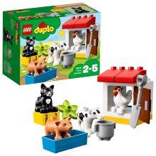 LEGO UK - 10870 DUPLO Farm Animals Educational Toy