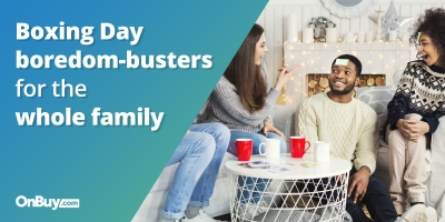 Boxing Day Boredom-busters For The Whole Family