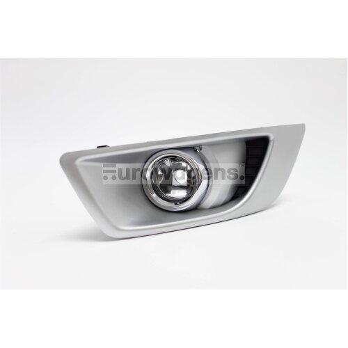 Front fog light left silver Ford Mondeo 07-10