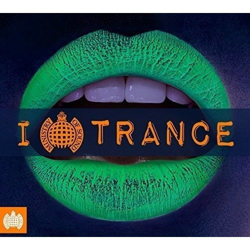 I Love Trance (3cd)