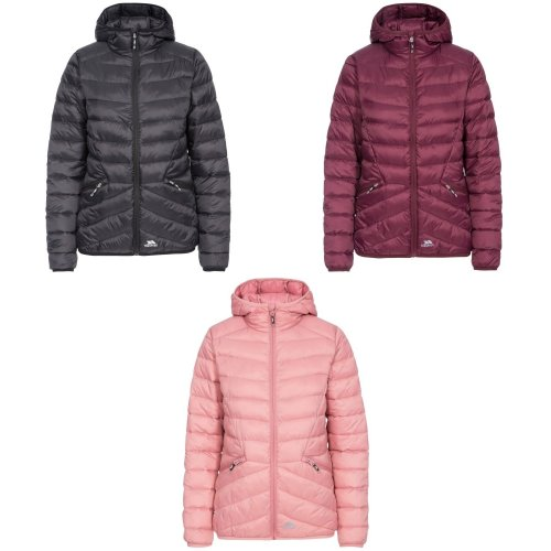Trespass Womens/Ladies Alyssa Casual Jacket