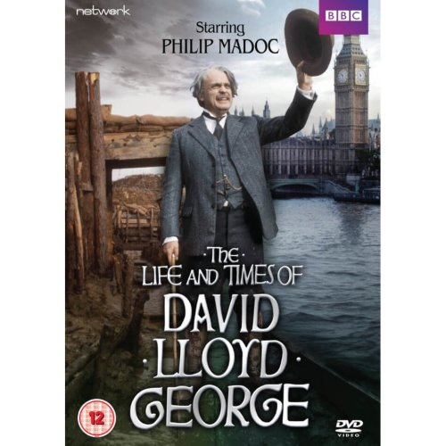The Life and Times of David Lloyd George - The Complete Series DVD [2016]