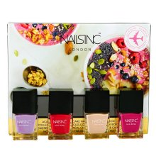 Nail Polish Set By Nailsinc Acai Bowl
