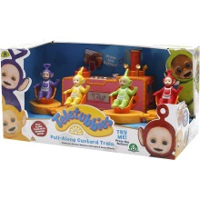 TeletubbiesàTLB06000 Pull Along Custard Ride with Lights and Sounds [TLB06000]