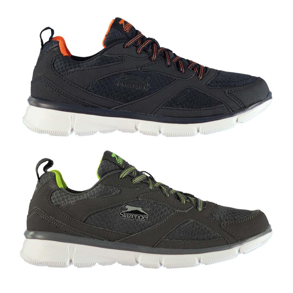 Slazenger Zeal Mens Trainers Shoes