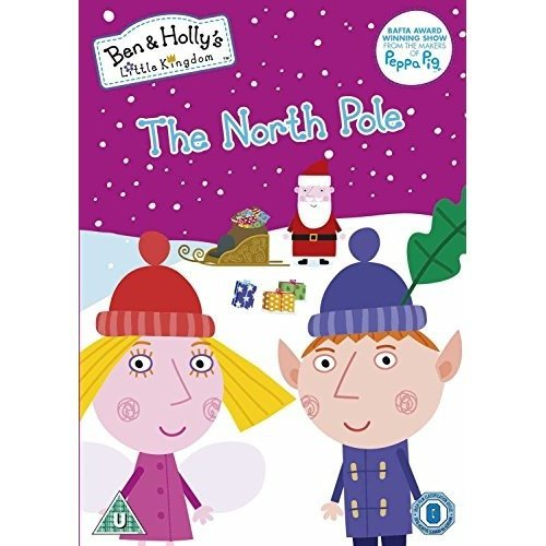 Ben & Hollys Little Kingdom - The North Pole And Other Adventures DVD [2012]