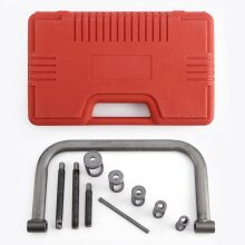 10pcs Valve Spring Tool Remove & Compress Tool For Cars Motorbikes