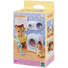 Sylvanian Families 5445 Laundry and Vacuum Cleaner
