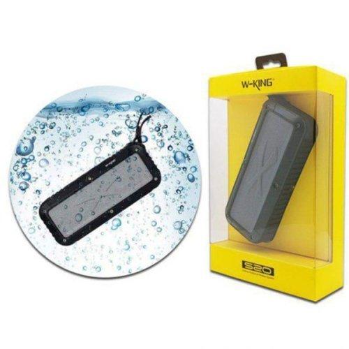 W-King S20 Portable Bluetooth Outdoor Waterproof 6w Speaker with Mic