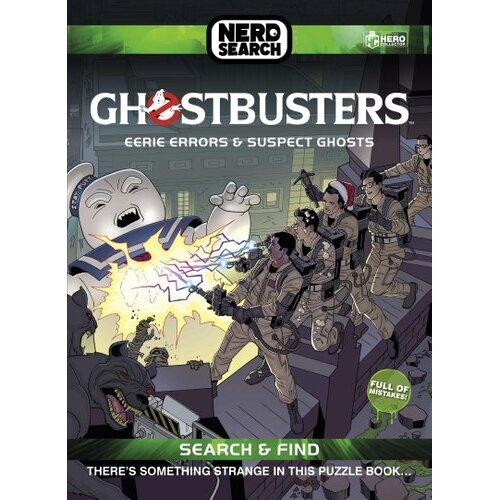 Ghostbusters Nerd Search