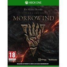 The Elder Scrolls Online Morrowind Video Game Xbox One