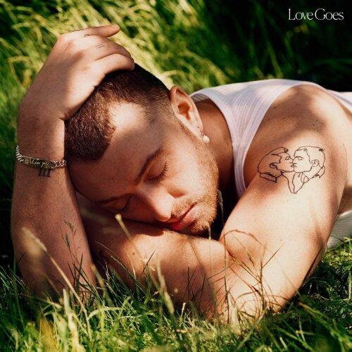 SAM SMITH - LOVE GOES [CD]