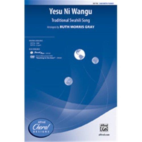 Alfred 00-39720 YESU NI WANGU-STRX CD