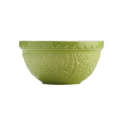 Mason Cash 21 cm Green Hedgehog Mixing Bowl
