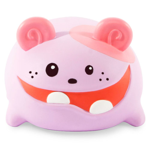 Silly Squeaks Tubbers Musical Pet Toy