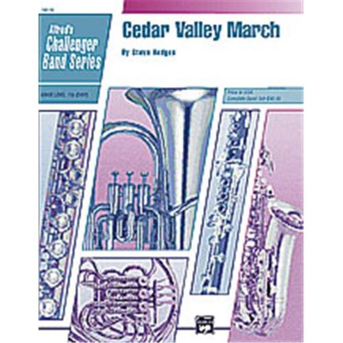 Alfred 00-19518 CEDAR VALLEY MARCH-CH