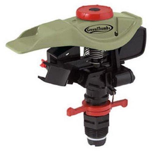 Fiskars 581825 Green Thumb Poly Impulse Sprinkler Head