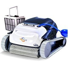 Dolphin Pool Style Robot Cleaner | Above-Ground Pool Cleaner