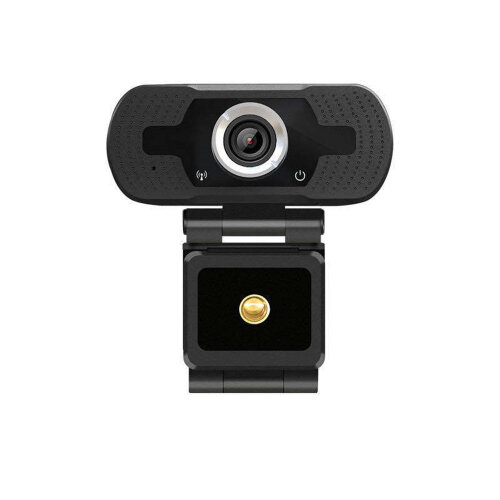 1080P Webcam Built-in Microphone Desktop PC Laptop Video Camera USB 2.0