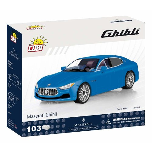 COB24564 - Cobi Maserati - Ghilbi