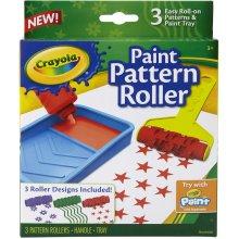 Crayola Paint Pattern Roller-