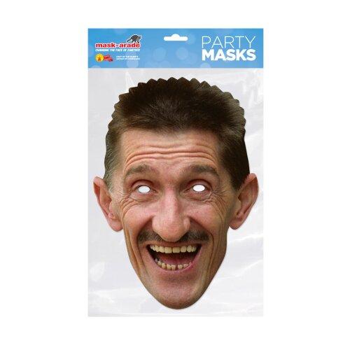 Barry Chuckle fancy dress face mask