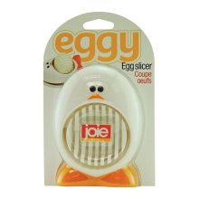 Joie 6609002 ABS & Stainless Steel Egg Slicer, Multi Color