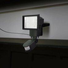 120 LED Solar Power Motion Sensor Garden Floodlight PIR Security Light