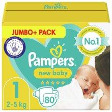 Pampers Premium Protection Size 1 Jumbo Bag
