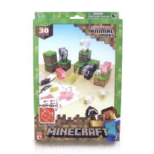 Minecraft Paper Craft Animal Mobs Set