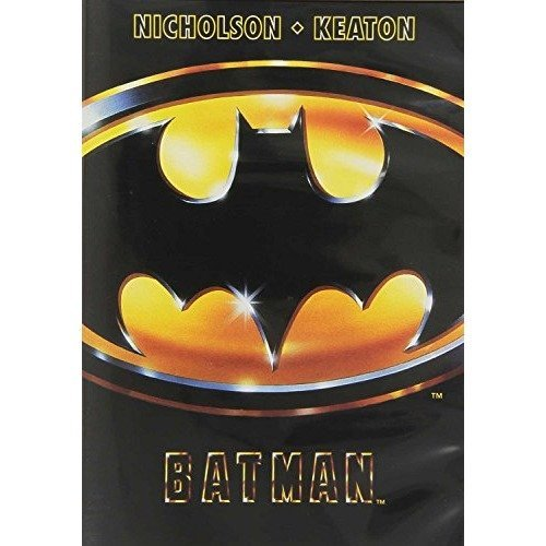 Batman - The Motion Picture Anthology 1989 - 1997 DVD [2009]