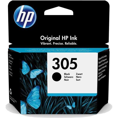 HP 305 Black Ink Cartridge Original 3YM61AE