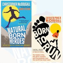 Christopher McDougall Collection 2 Books Collection Set