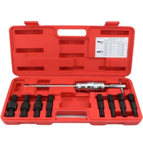 Inner Bearing Puller Remover Slide Hammer Internal Kit 8-32mm 9pc