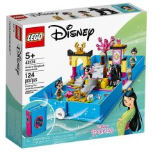 Lego Disney Princess 43174 Mulan's Storybook Adventures